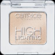 Тени для век CATRICE Highlighting Eyeshadow 030 1001 Golden Nights золотистый: фото