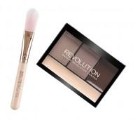Набор для макияжа MakeUp Revolution Handbag #hacks Brow Kit: фото