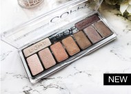 Тени для век The Precious Copper Collection Eyeshadow Palette 010 медные: фото