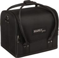 Кейс визажиста Manly Pro черный ткань КЕ1: фото