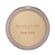 Хайлайтер Makeup Revolution Skin Kiss Golden Kiss: фото