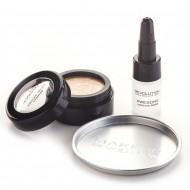 Набор для макияжа глаз MakeUp Revolution Awesome Metals Eye Foils Rose Gold: фото