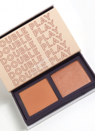Палетка румян ColourPop Pressed Powder Face Duo DOUBLE PLAY: фото
