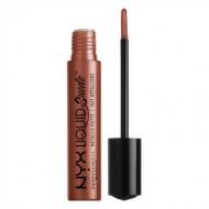 Жидкая помада NYX Professional Makeup LIQUID SUEDE METALLIC MATTE - MAUVE MIST 29: фото