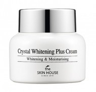 Крем против пигментации THE SKIN HOUSE Crystal whitening plus cream 50г: фото