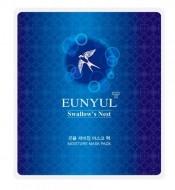Тканевая маска с экстрактом ласточкиного гнезда EUNYUL Swallow's nest mask pack 30мл: фото