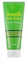 Пилинг-гель для тела A'PIEU Smooth Body Peeling Green: фото