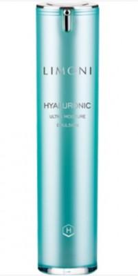 Ультраувлажняющая эмульсия с гиалуроновой кислотой LIMONI Hyaluronic Ultra Moisture Emulsion 50 мл: фото