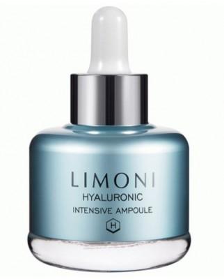 Сыворотка суперувлажняющая с гиалуроновой кислотой LIMONI Hyaluronic Ultra Moisture Ampoule 25 мл: фото