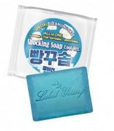 Охлаждающее мыло «Взрыв чистоты» LABEL YOUNG Shocking Soap Cool 100г: фото