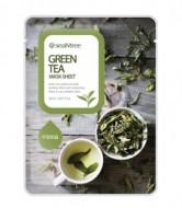 Увлажняющая маска с зеленым чаем SEANTREE Green tea mask sheet 20мл: фото