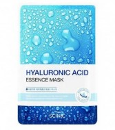 Тканевая маска увлажняющая с гиалуроновой кислотой SCINIC Hyaluronic acid essence mask: фото