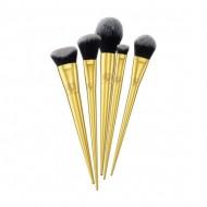 Набор кистей для макияжа лимитированный Kat Von D 10-Year Anniversary Brush Collection: фото