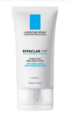 Эмульсия матирующая для комбинированной и жирной кожи La Roche-Posay Effaclar МАТ 40мл: фото