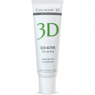 Флюид Q10-active Collagene 3D SILK CARE 15 мл: фото