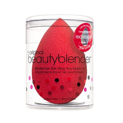 Спонж beautyblender red.carpet красный: фото