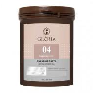 Сахарная паста для депиляции Плотная Gloria Classic 330 г: фото