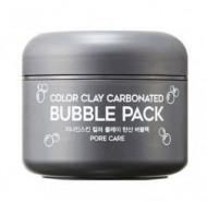 Маска для лица глиняная пузырьковая Berrisom G9 SKIN Color Clay Carbonated Bubble Pack 100мл: фото