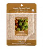 Маска тканевая аргана Mijin Argana Essence Mask 23гр: фото