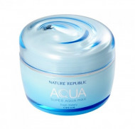 Крем увлажняющий NATURE REPUBLIC SUPER AQUA MAX FRESH WATERY CREAM 80мл: фото
