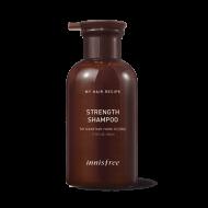 Шампунь против выпадения волос Innisfree My Hair Recipe Strength Shampoo For Weak Hair Roots 330мл: фото