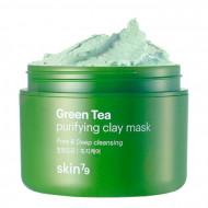 Маска для лица Skin79 Green Tea Purifying Clay Mask 100 мл: фото