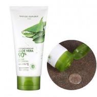 Гель для душа с экстрактом алое NATURE REPUBLIC Soothing & Moisture Aloe Vera Body Shower Gel 150мл: фото