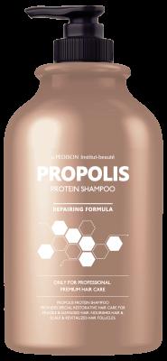 Шампунь для волос ПРОПОЛИС EVAS Pedison Institut-Beaute Propolis Protein Shampoo 500 мл: фото
