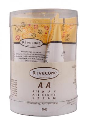 Крем для лица RIVECOWE Beyond Beauty All day All right Cream АА 5мл*5шт: фото