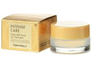 Бальзам для губ Tony Moly Intense Care Gold 24K Snail Lip Treatment 10г: фото