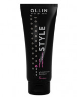 Гель для укладки волос ультрасильной фиксации OLLIN STYLE Gel Ultra Strong 200мл: фото