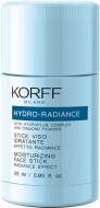 Крем-стик увлажняющий Korff Hydro-Radiance Moisturizing Face Stick 25мл: фото