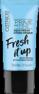 Праймер увлажняющий CATRICE Prime And Fine Aqua Fresh Hydro Primer: фото