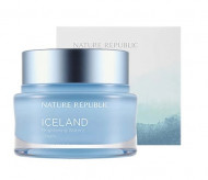 Крем для лица NATURE REPUBLIC Iceland Radiance Watery Cream 50мл: фото