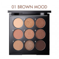 Палетка теней для век Tony Moly Perfect Eyes Mood Eye Palette 01: фото