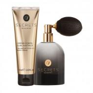 Подарочный набор Secrets de Sothys: Eau De Parfume Secrets de Sothys 50 мл + Secrets De Sothys Body creme 75 мл: фото