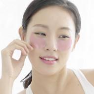 Патчи для глаз гидрогелевые Питайя Kocostar Tropical Eye Patch Pitaya 3 г