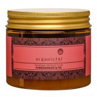 Скраб для тела на основе гималайской соли с экстрактом граната и инжира ORGANIC TAI Himalayan Salt Body Scrub Pomegranate & Fig 200 мл: фото