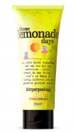 Скраб для тела домашний лимонад Treaclemoon Those Lemonade Days Body Scrub 225 мл: фото