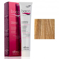 Краска Kaaral Baco 8.30 светлый золотистый блондин 100 мл: фото