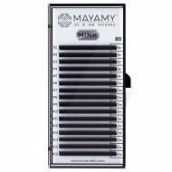 Ресницы MAYAMY MINK 16 линий CC 0,05 MIX: фото