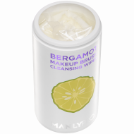 Экспресс-очищающие салфетки для кистей с маслом бергамота Manly PRO КО14 100шт: фото